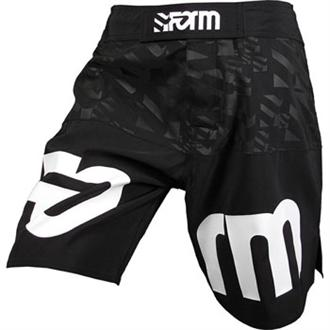 "Black ""Team"" Fight Shorts"